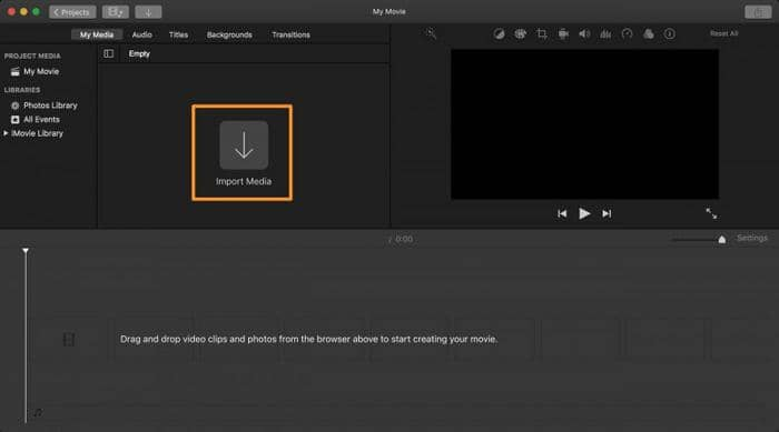 use imovie to edit and compress videos for email