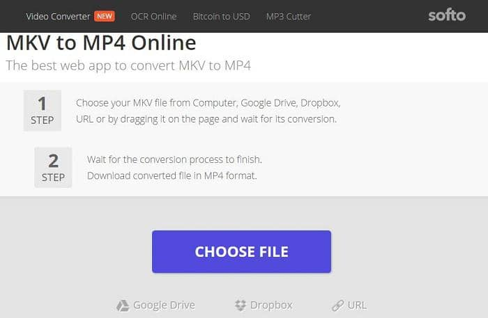 Convert MKV to MP4 Online Free