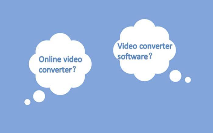 online video converter & video converter software