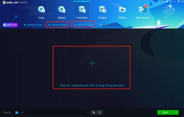 best converter software to load video files