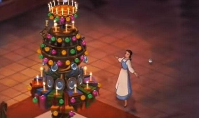 disney christmas song