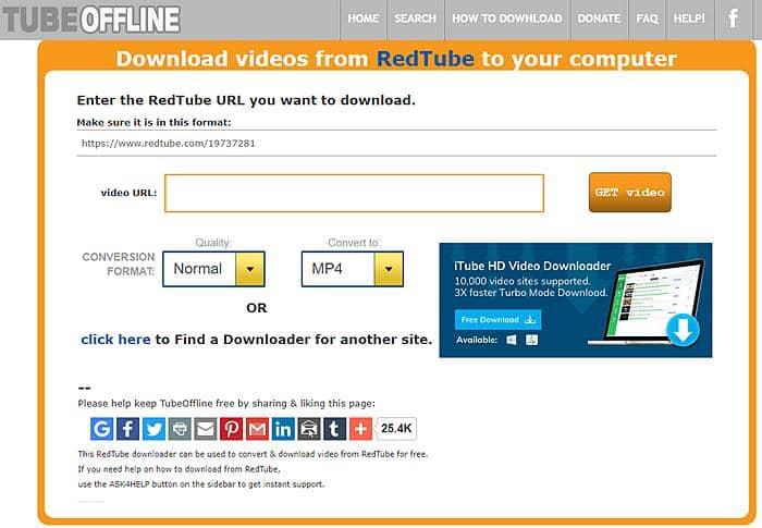 Download RedTube Videos | Free RedTube Downloader 2021