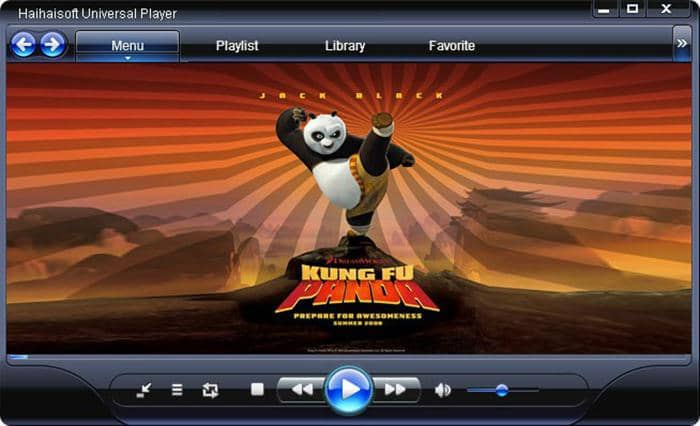 dvd player for windows 10 - haihaisoft universal player
