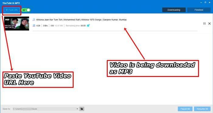 dvdfab 11 youtube to mp3