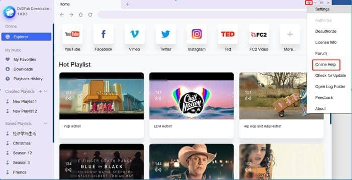 dvdfab youtube to mp3 - online help