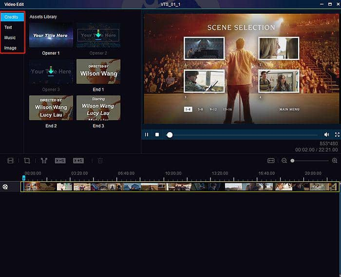Free Online Video Editing