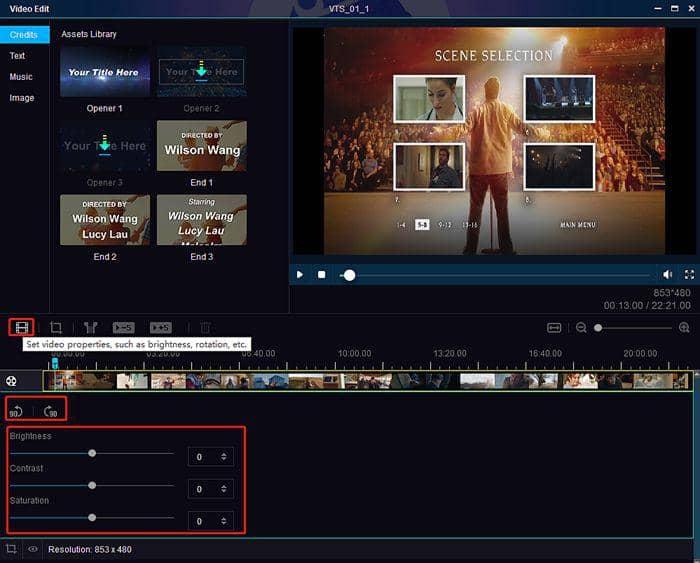 iPad Video Editing