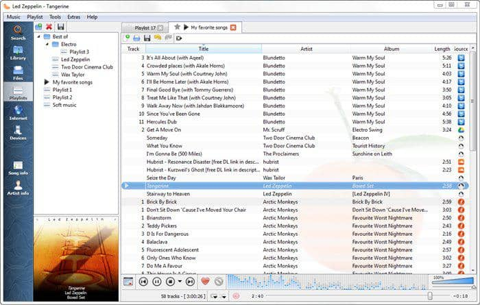 best music player for flac files