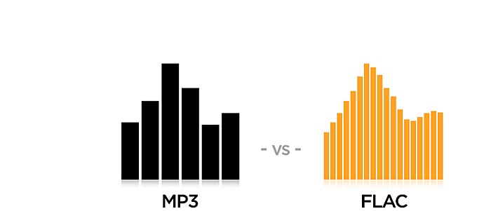 Flac vs. mp3