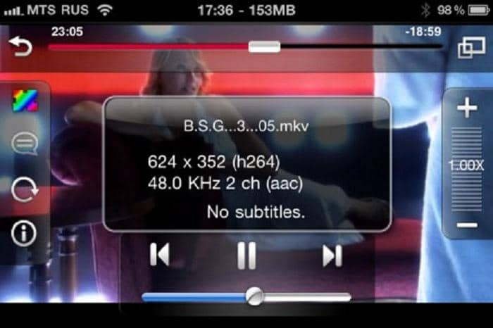 flv player for ios