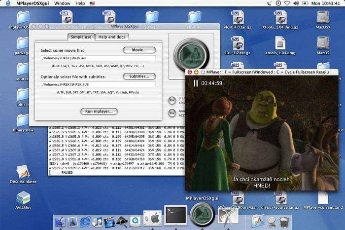 flv file player