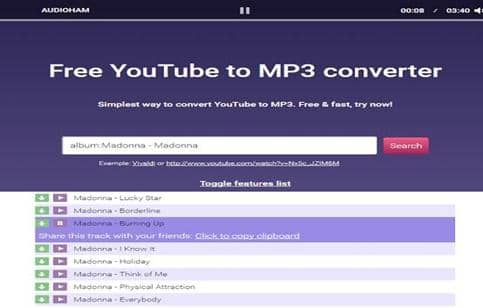 flv to mp3 converter