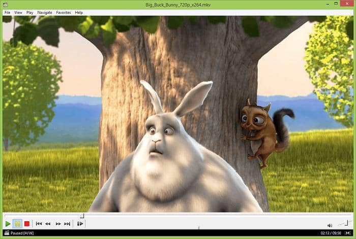 free open source dvd player for windows