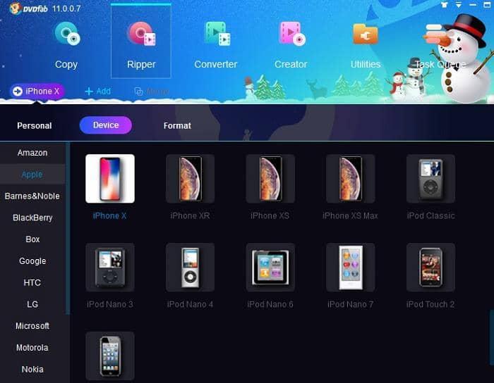 rip blu-ray movies to iphone