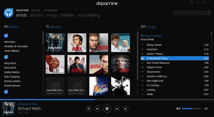 free mp3 player for windows