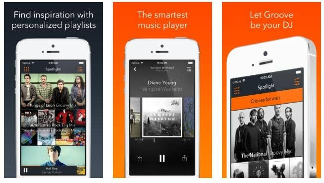 free mp3 player for ios