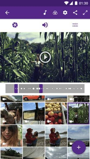 free video editing software for ios and android