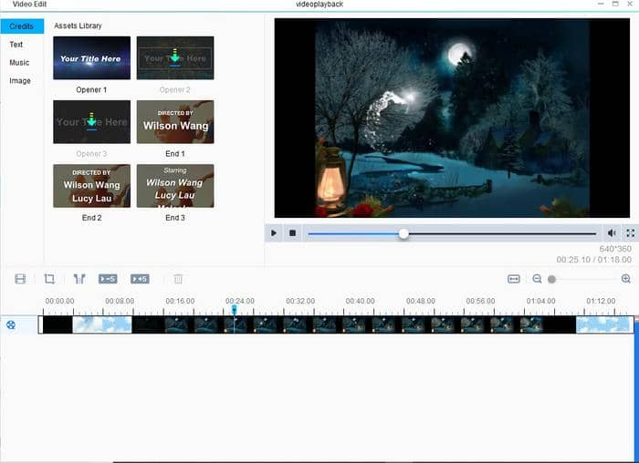 Best Video Editing Software no Watermark with Free Download