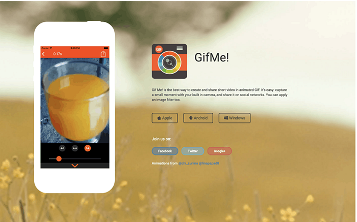 Best free gif maker app