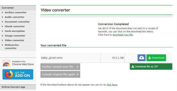 gif to wmv converter
