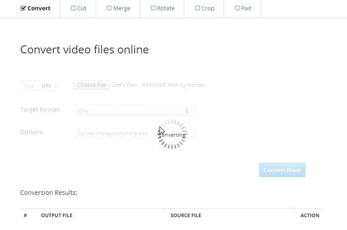 How to Convert a MKV File to MP4