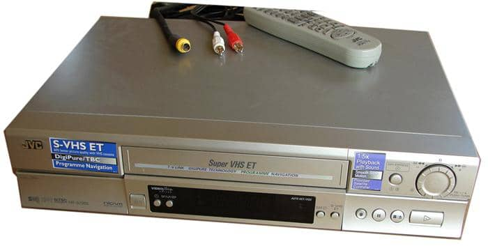 Trasfer VCR to DVD