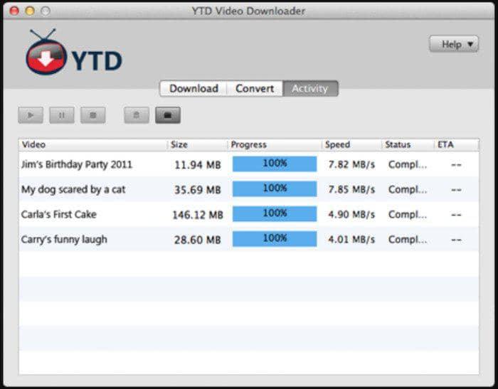 Convert YouTube to MP3 on Mac