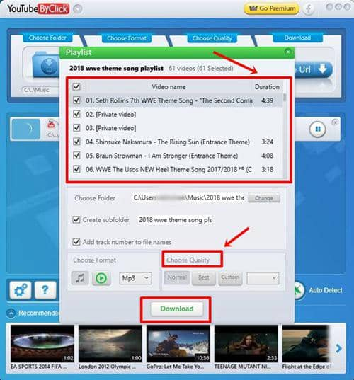 How To Download Youtube Playlist To Mp3