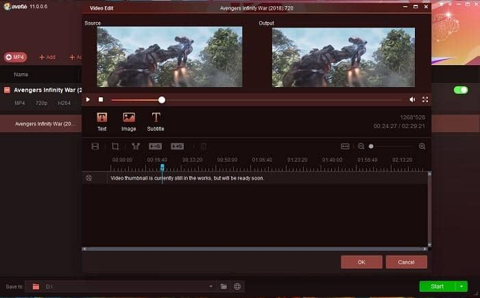 edit videos on win/mac