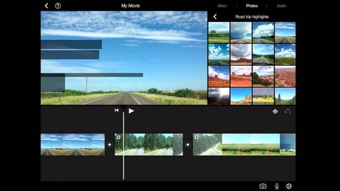 edit videos with imove on iphone or ipad