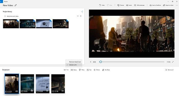 how to edit youtube videos on windows 10