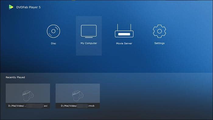 Play DVD on Windows Media Player