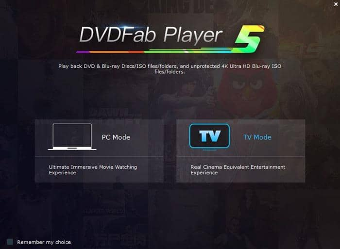player 5 play various videos