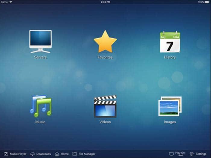 ipad/iphone video player