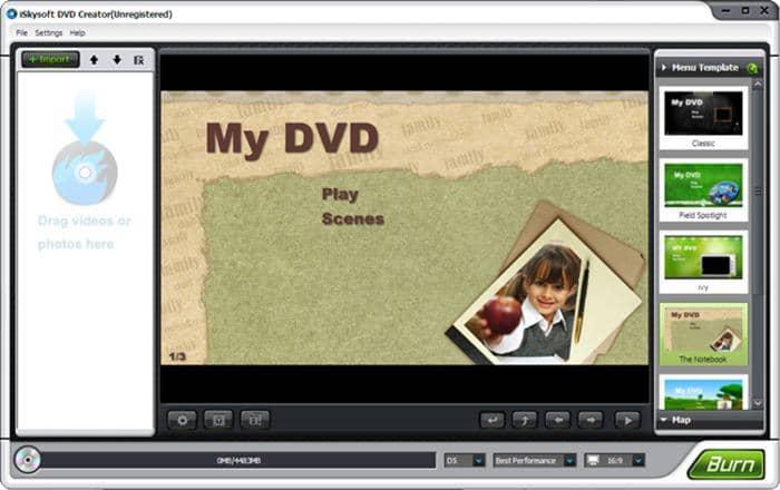AVI DVD