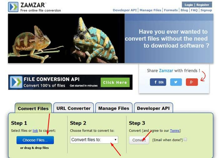 file converter tool online