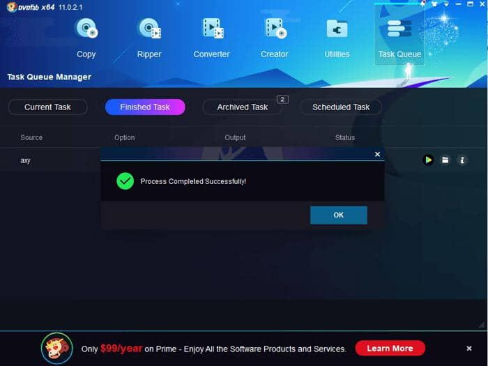 best software to convert m2ts to mp4 files