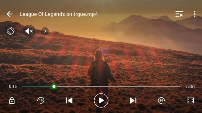 a good m4v player for android