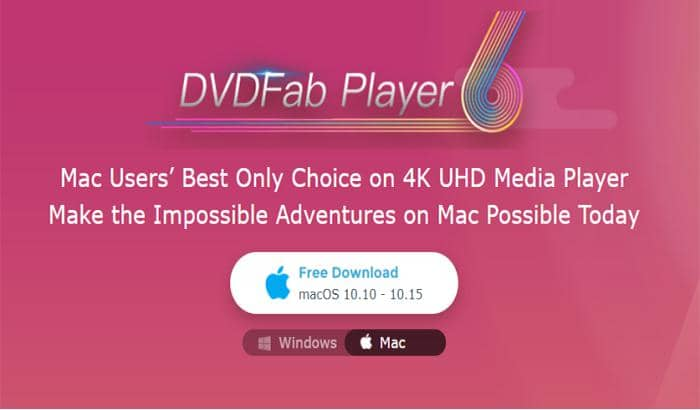 DVDFab Player 6 - The Best MKV File Player