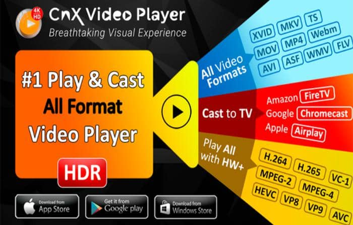 CnX player