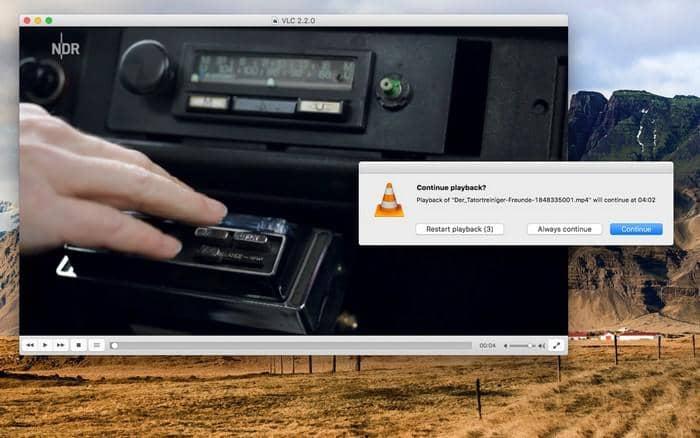 mov player on mac