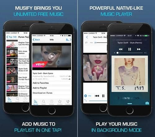 mp3 download app for ios
