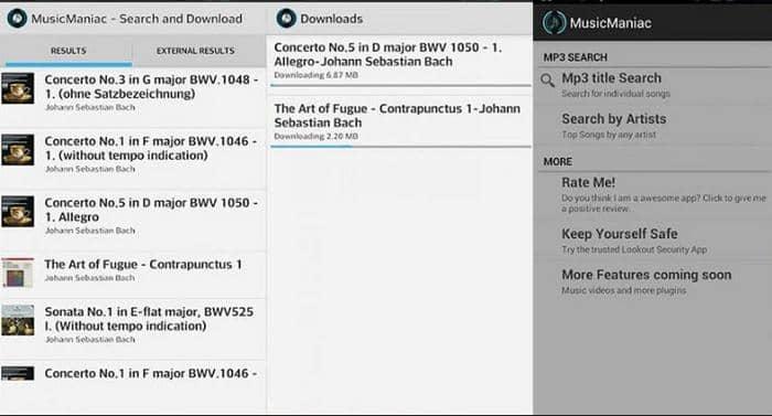 mp3 download app