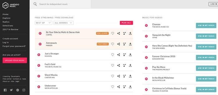 top mp3 download site