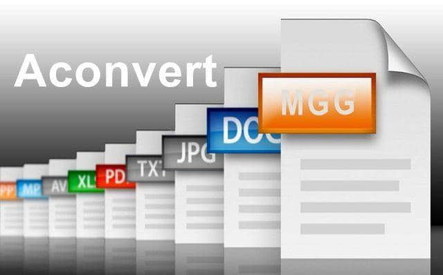 Turn MP4 to GIF with Aconvert
