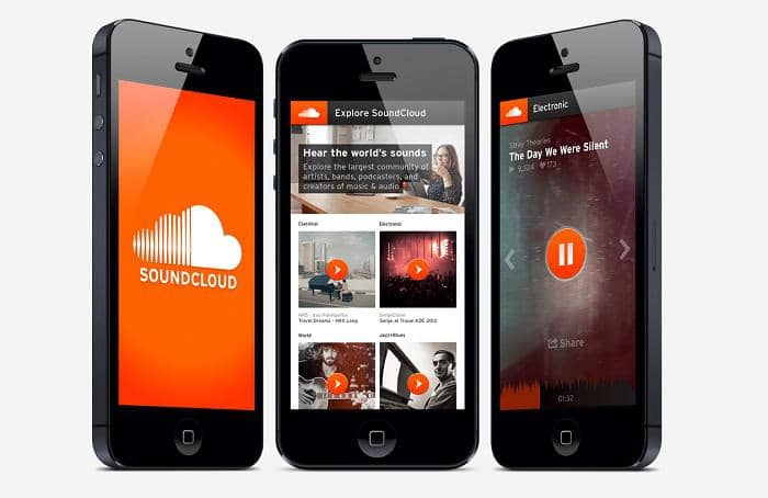 android and ios music player