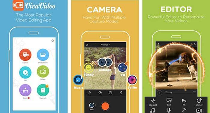 Picture video maker app