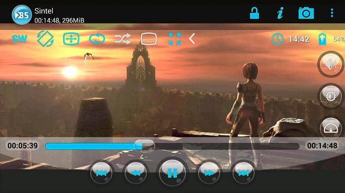 android mkv player