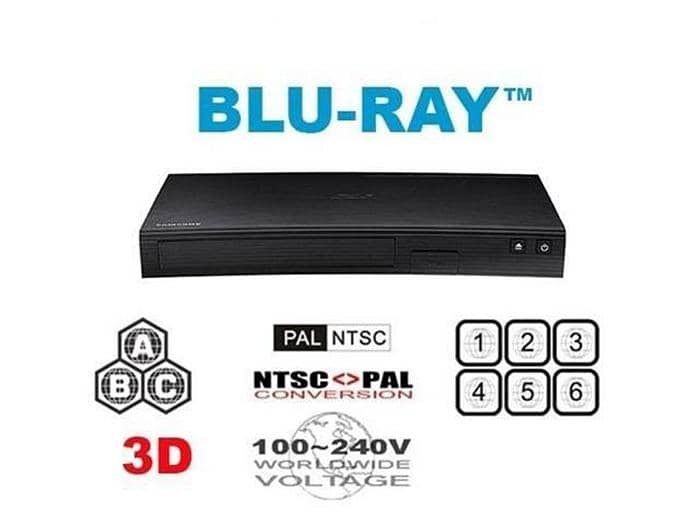Multi Region Blu-ray Player for Home Player