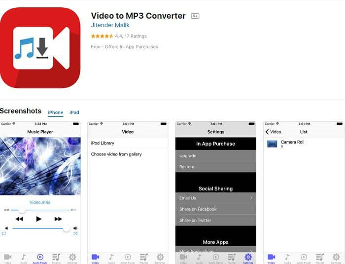 software to convert youtube to mp3 for iphone